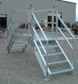 Crossovers Pipe Crossover Bridge Platforms With Osha