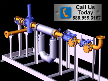 Fuel Handling and Metering Fuel Skid Systems