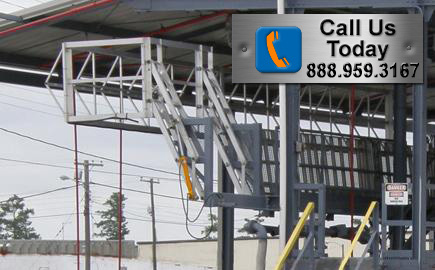 Safety Enclosure Fall Protection